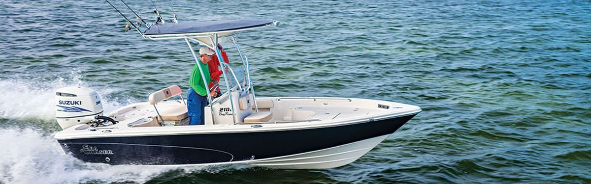 Carolina Skiff Sea Chaser 21 LX